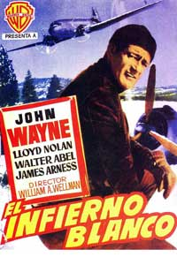 Island in the Sky - 11 x 17 Movie Poster - Spanish Style A