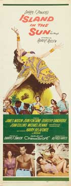 Island in the Sun - 14 x 36 Movie Poster - Insert Style A