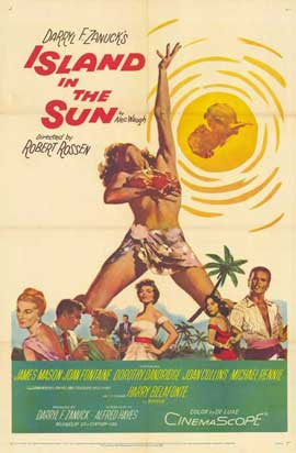 Island in the Sun - 11 x 17 Movie Poster - Style A