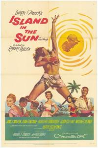 Island in the Sun - 43 x 62 Movie Poster - Bus Shelter Style A