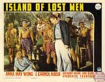 Island of Lost Men - 11 x 14 Movie Poster - Style E