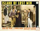 Island of Lost Men - 11 x 14 Movie Poster - Style H