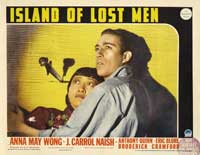 Island of Lost Men - 11 x 14 Movie Poster - Style C