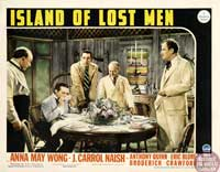 Island of Lost Men - 11 x 14 Movie Poster - Style G