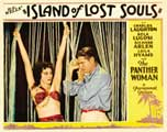 Island of Lost Souls - 11 x 14 Movie Poster - Style C