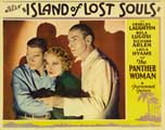 Island of Lost Souls - 11 x 14 Movie Poster - Style D
