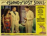 Island of Lost Souls - 11 x 14 Movie Poster - Style E