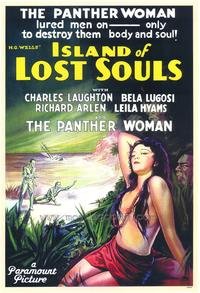 Island of Lost Souls - 43 x 62 Movie Poster - Bus Shelter Style A