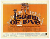 Island of Love - 11 x 14 Movie Poster - Style A
