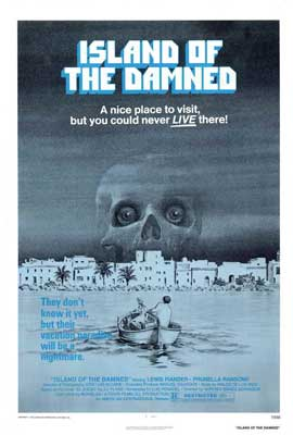 Island of the Damned - 27 x 40 Movie Poster - Style A