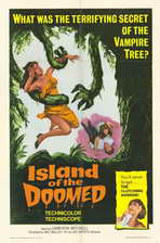 Island of the Doomed - 11 x 17 Movie Poster - Style A