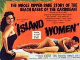 Island Women - 22 x 28 Movie Poster - Half Sheet Style A