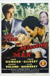 Isle of Missing Men - 11 x 17 Movie Poster - Style A