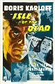 Isle of the Dead - 43 x 62 Movie Poster - Bus Shelter Style B