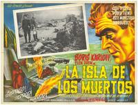 Isle of the Dead - 11 x 17 Poster - Foreign - Style A