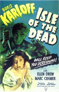 Isle of the Dead - 27 x 40 Movie Poster - Style B