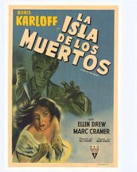 Isle of the Dead - 27 x 40 Movie Poster - Spanish Style A