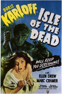 Isle of the Dead - 43 x 62 Movie Poster - Bus Shelter Style A