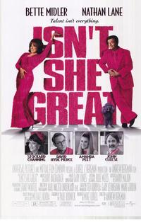 Isn't She Great - 27 x 40 Movie Poster - Style A