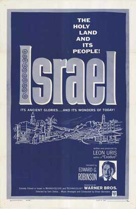 Israel - 27 x 40 Movie Poster - Style A