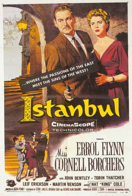Istanbul - 27 x 40 Movie Poster - Style A