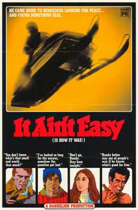 It Aint Easy - 11 x 17 Movie Poster - Style A