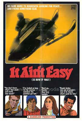 It Aint Easy - 27 x 40 Movie Poster - Style A