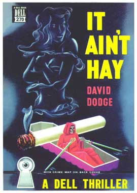 It Ain't Hay - 11 x 17 Retro Book Cover Poster