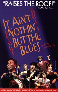 It Ain't Nothin' But The Wind (Broadway) - 27 x 40 Poster - Style A