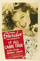 It All Came True - 27 x 40 Movie Poster - Style D