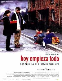 It All Starts Today - 27 x 40 Movie Poster - Spanish Style A