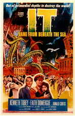 It Came from Beneath the Sea - 11 x 17 Movie Poster - Style A