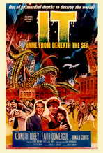 It Came from Beneath the Sea - 27 x 40 Movie Poster - Style A