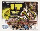 It Came from Beneath the Sea - 22 x 28 Movie Poster - Half Sheet Style A
