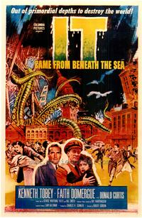 It Came from Beneath the Sea - 43 x 62 Movie Poster - Bus Shelter Style A