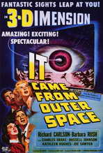 It Came from Outer Space - 27 x 40 Movie Poster - Style A