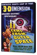 It Came from Outer Space - 27 x 40 Movie Poster - Style A - Museum Wrapped Canvas
