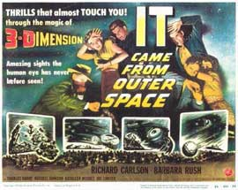 It Came from Outer Space - 11 x 14 Movie Poster - Style A