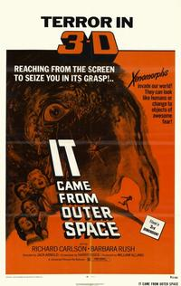 It Came from Outer Space - 11 x 17 Movie Poster - Style B