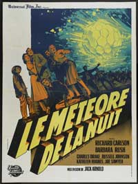 It Came from Outer Space - 27 x 40 Movie Poster - French Style A