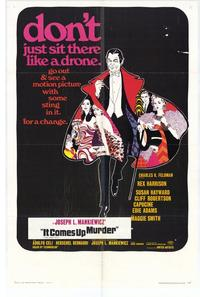 It Comes Up Murder - 11 x 17 Movie Poster - Style A