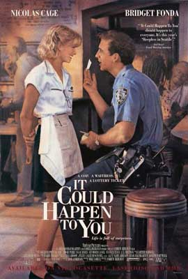 It Could Happen to You - 27 x 40 Movie Poster - Style A