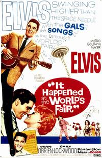 It Happened at the World's Fair - 11 x 17 Movie Poster - Style A