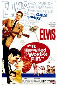 It Happened at the World's Fair - 27 x 40 Movie Poster - Style A