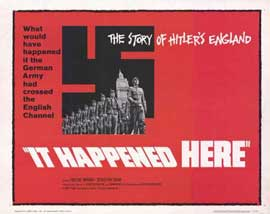 It Happened Here - 11 x 14 Movie Poster - Style A