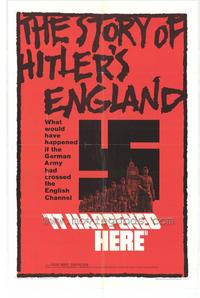 It Happened Here - 43 x 62 Movie Poster - Bus Shelter Style A