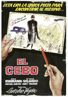 It Happened in Broad Daylight - 27 x 40 Movie Poster - Spanish Style A