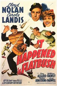 It Happened in Flatbush - 11 x 17 Movie Poster - Style B