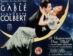 It Happened One Night - 11 x 17 Movie Poster - Style H