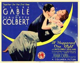 It Happened One Night - 11 x 14 Movie Poster - Style A